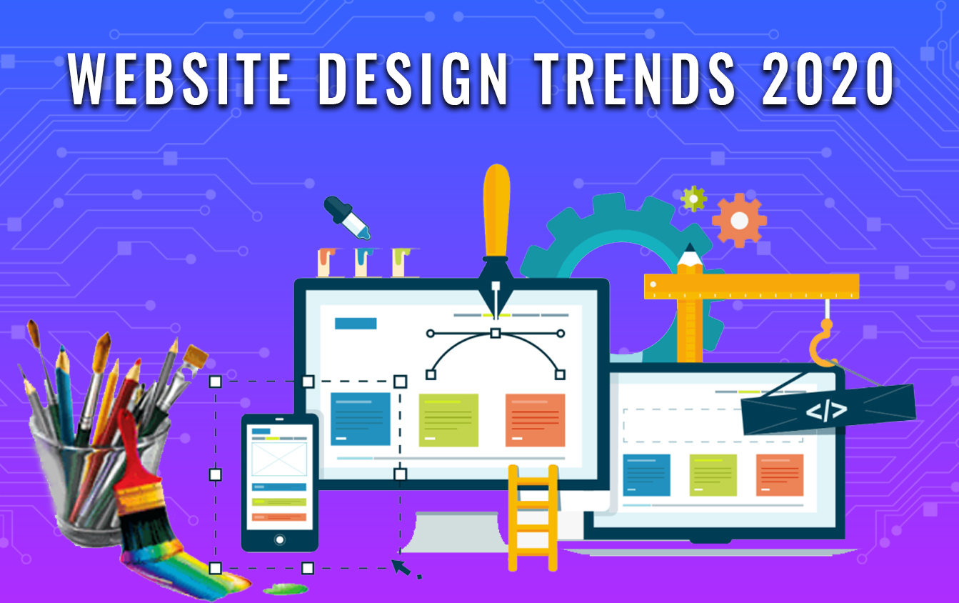 Latest Website Design Trends for 2020