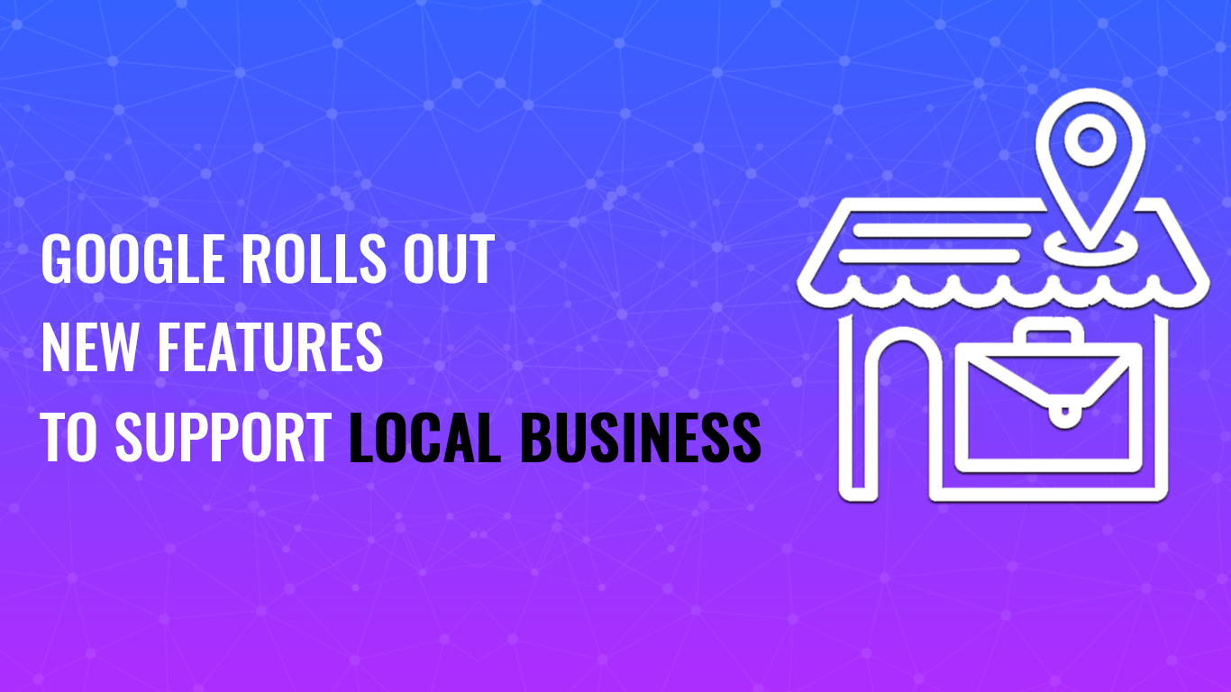 Google promoting Local SEO in International Small Business Week