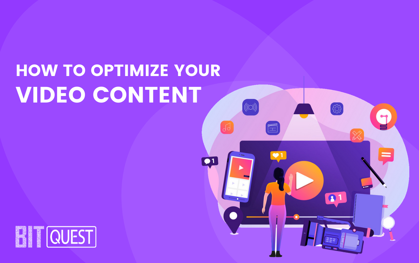 8 Essential Tips to optimize your video content - SEO 2020