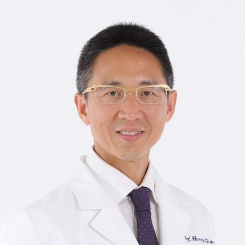 Henry Chan Lik-Yuen