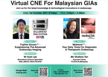 Virtual CNE For Malaysian GIAs
