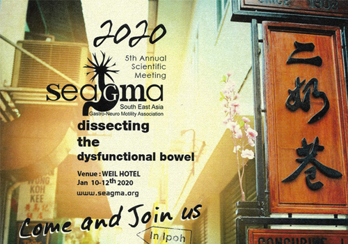 5th SEAGMA Scientific Meeting