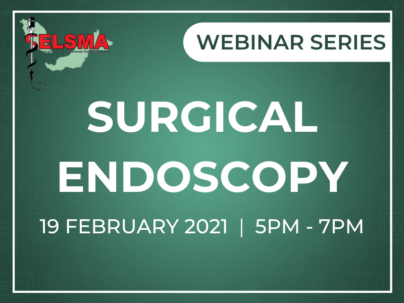 SELSMA Webinar Series: Surgical Endoscopy