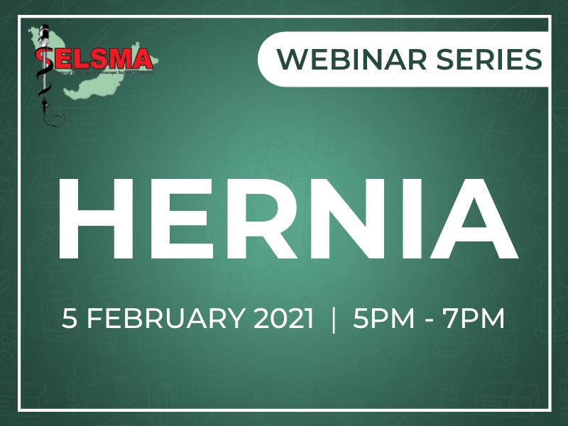 SELSMA Webinar Series: Hernia