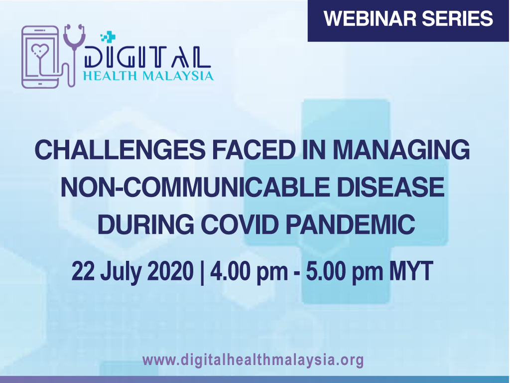 Challenges Faced in Managing Non-Communicable Disease During COVID Pandemic