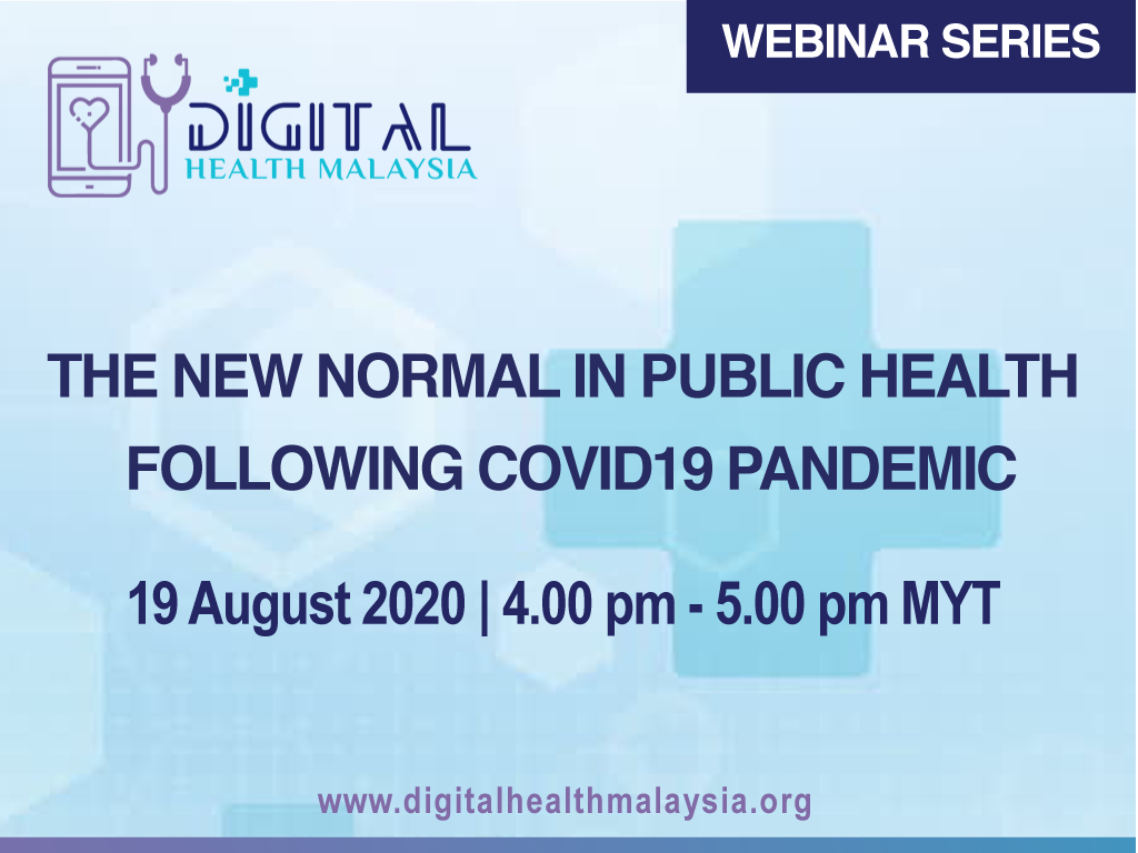 The New Normal in Public Health Following COVID19 Pandemic