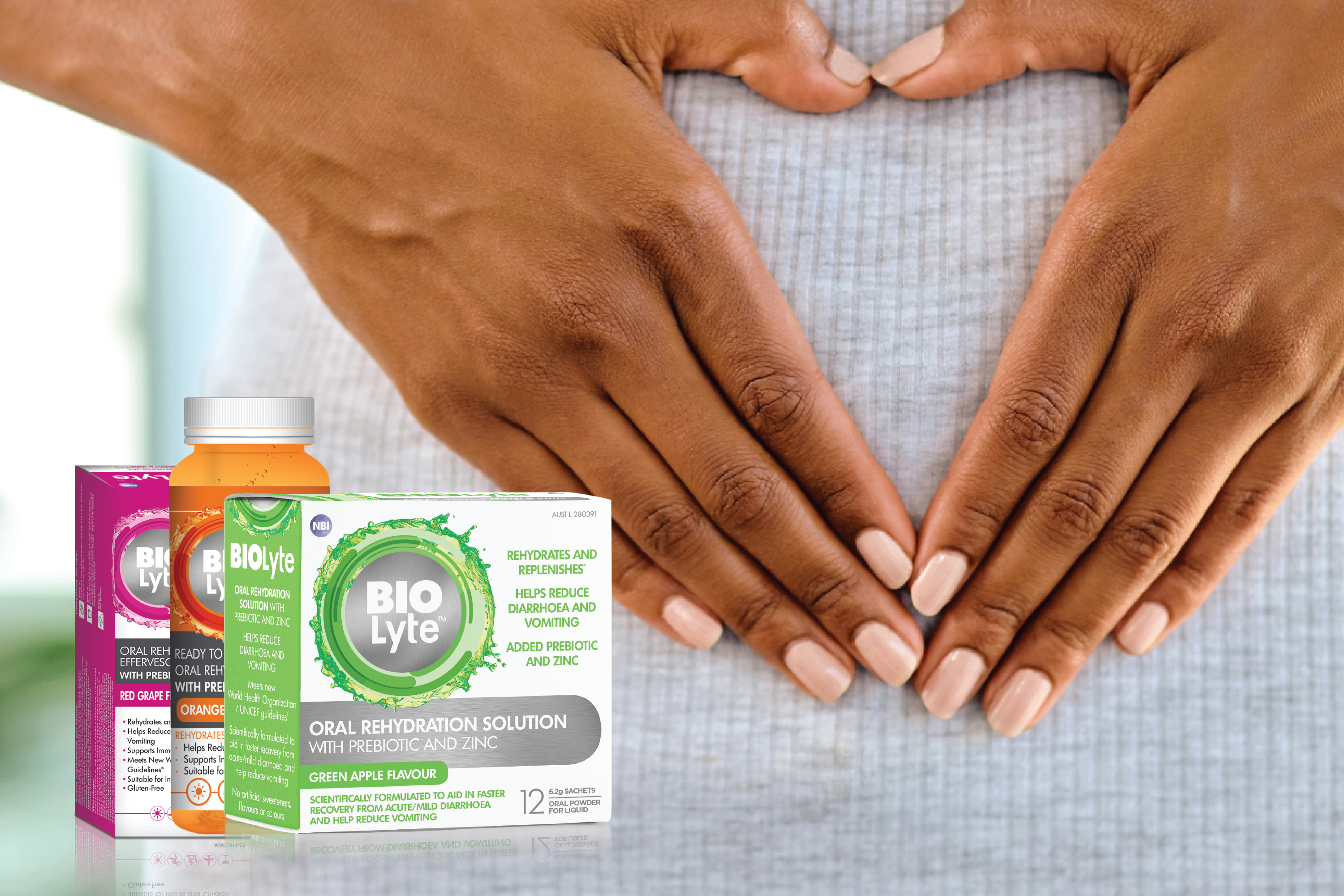 THE BENEFITS OF PREBIOTIC AND ZINC FOR GUT HEALTH