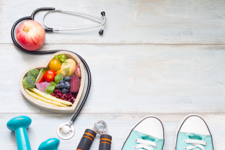 MINOR HEALTHY LIFESTYLE CHANGES THAT CAN MAKE A HUGE DIFFERENCE