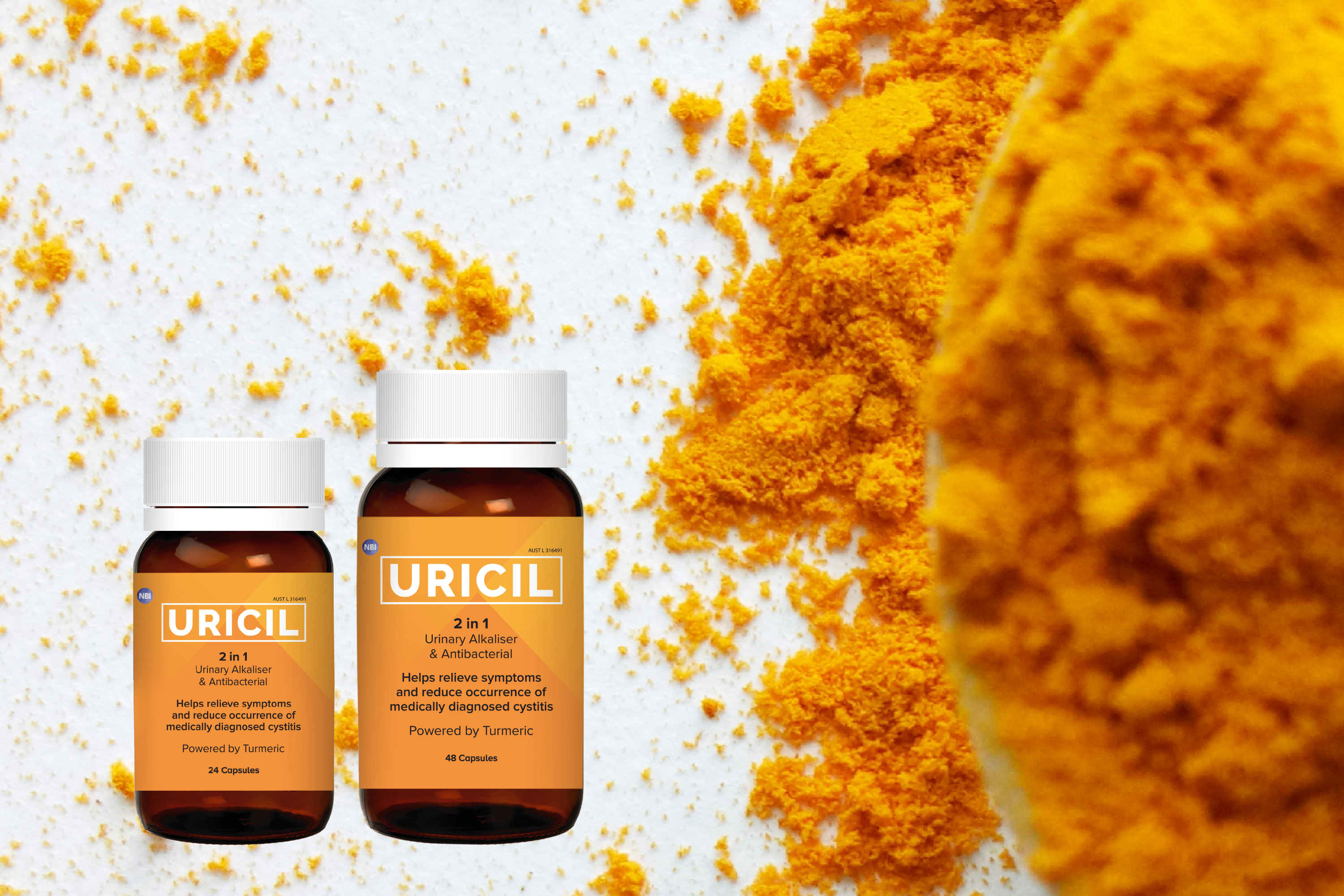 CAN TURMERIC HELP FIGHT BLADDER INFECTIONS?
