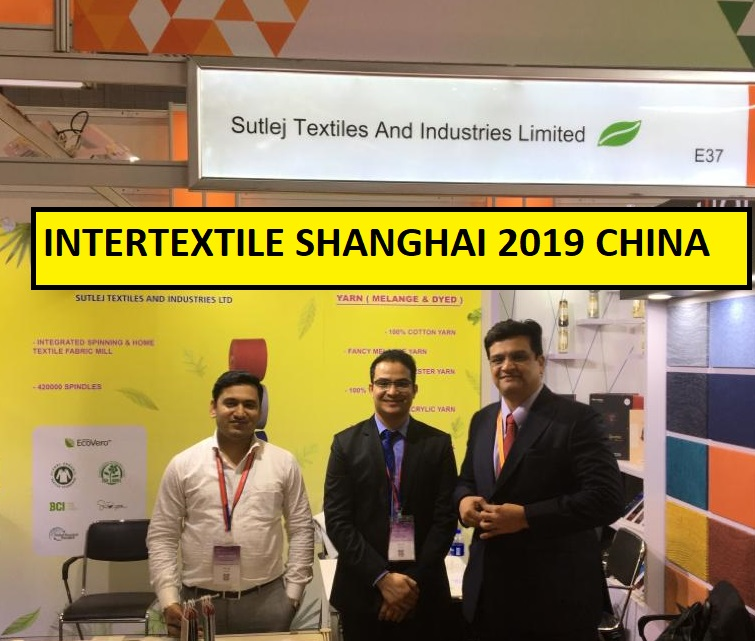 Intertextile Shanghai China 2019