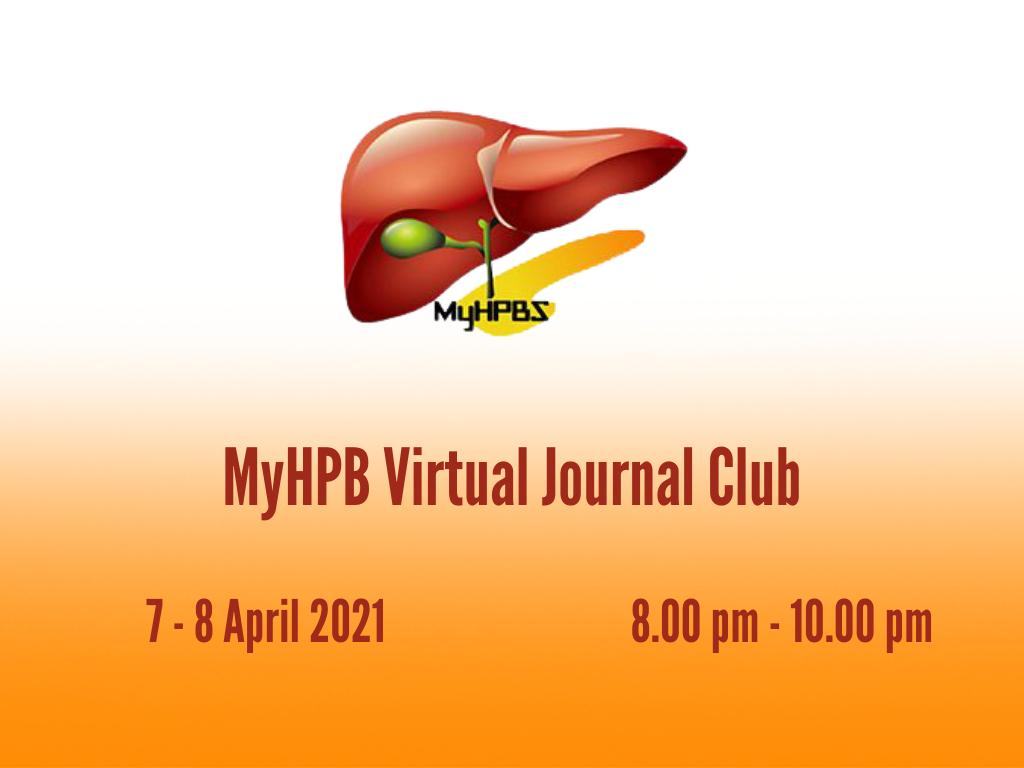 MyHPB Virtual Journal Club