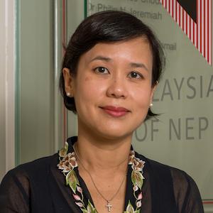 Dr Sunita Bavanandan