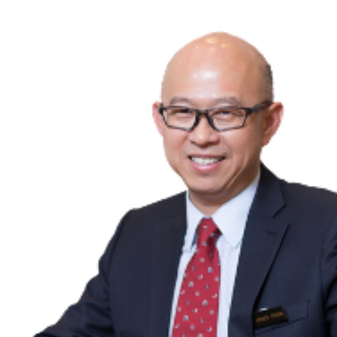 Professor Dr Pierce Chow