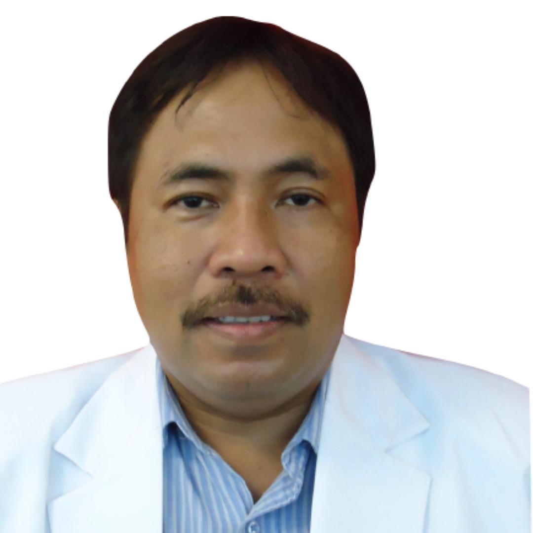 Professor Dr Warsinggih Roharjo