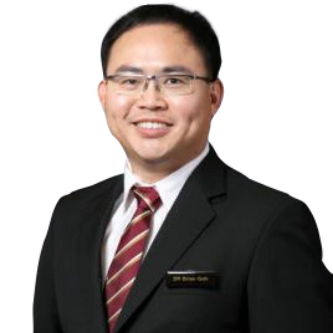 Professor Dr Brian Goh
