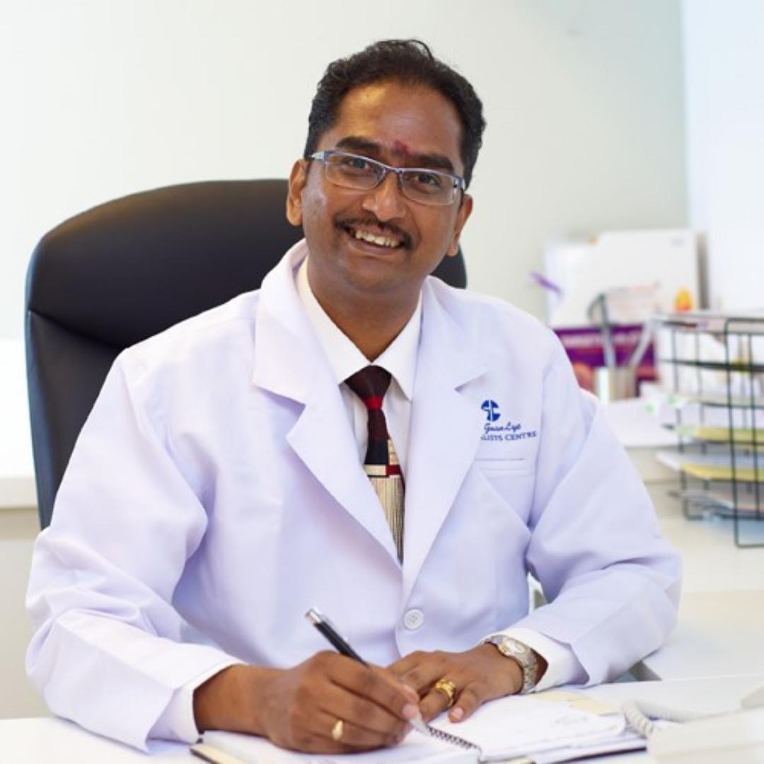 Dr Manisekar Subramaniam