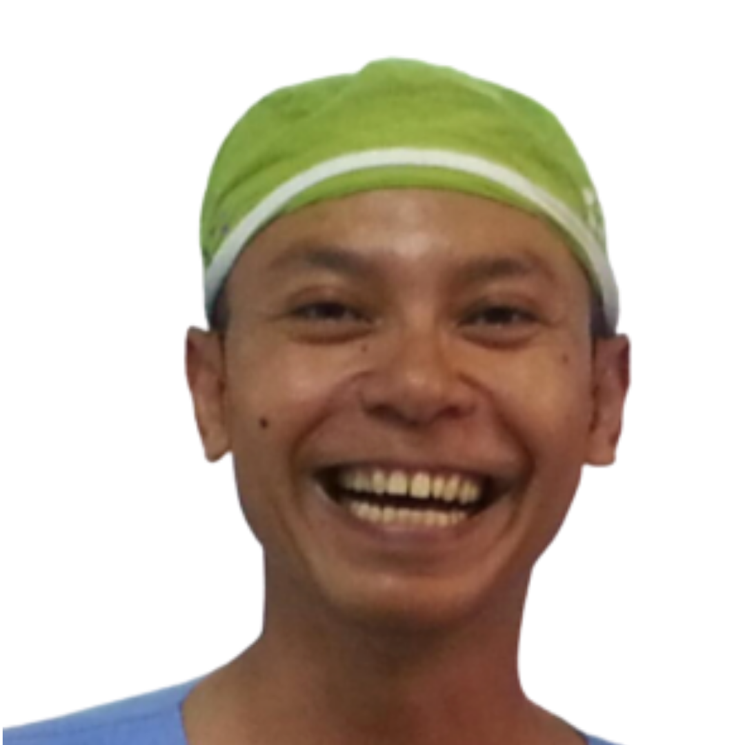 Dr Mohd Rizal Roslan